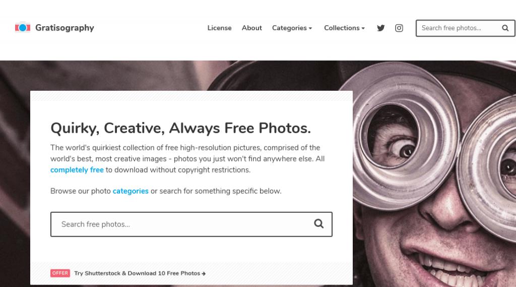 18 Free Shutterstock Alternatives for Creatives 12