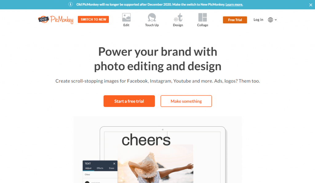 The Top Free (and paid) Image Editors to Elevate Your Digital Marketing Game (sorted by use) 4