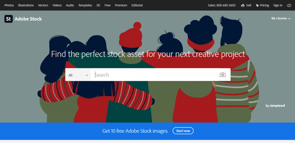 18 Free Shutterstock Alternatives for Creatives 3
