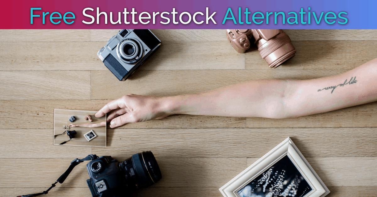 18 Free Shutterstock Alternatives for Creatives 1