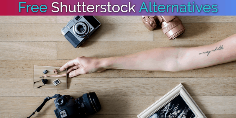 18 Free Shutterstock Alternatives for Creatives